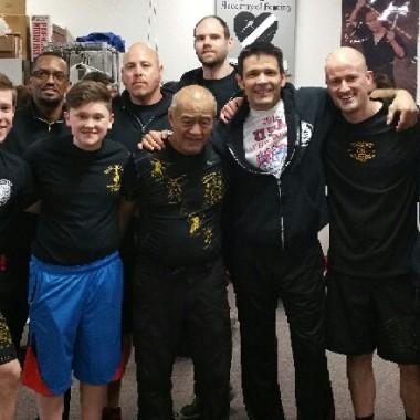 Guro Dan Inosanto's Seminar in Evansville, IN